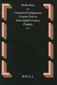 47. Creation and Judgement: Creation Texts in Some Eighth Century Prophets