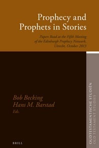 65. Prophecy and Prophets in Stories