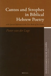 53. Cantos and Strophes in Biblical Hebrew Poetry