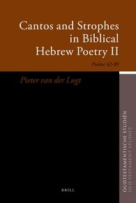 57. Cantos and Strophes in Biblical Hebrew Poetry II: Psalms 42-89